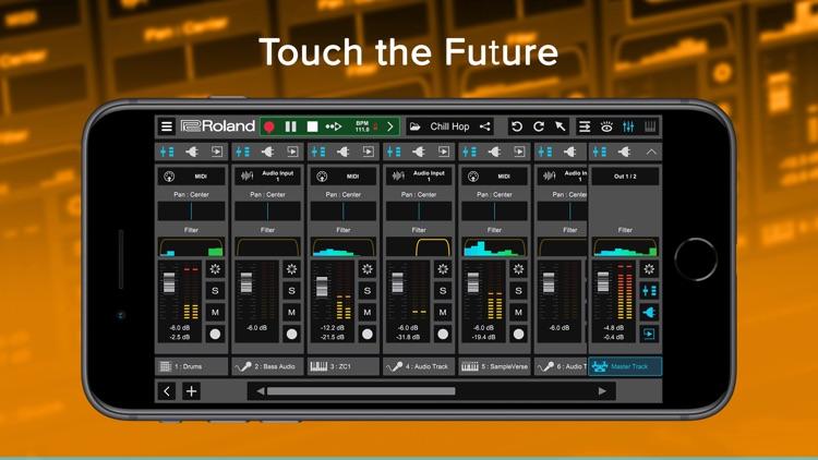 Roland Zenbeats screenshot-4