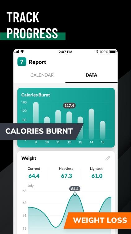 7 Minute Workout - Fitness App screenshot-6