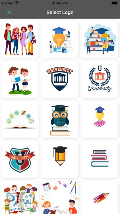 Logo Maker: Create Logo Design screenshot-9