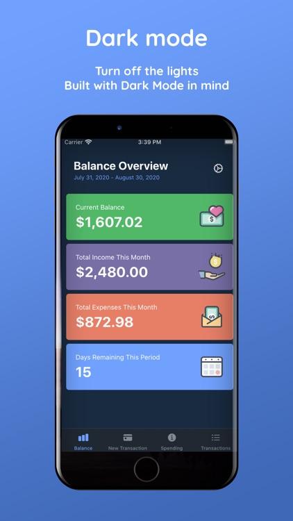 Cashly Budget Planner Tracker screenshot-5
