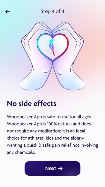 Woodpecker Pain Relief screenshot-3
