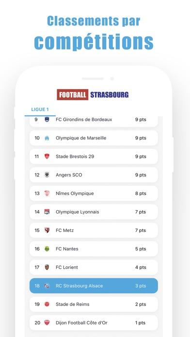 Football Strasbourgلقطة شاشة3