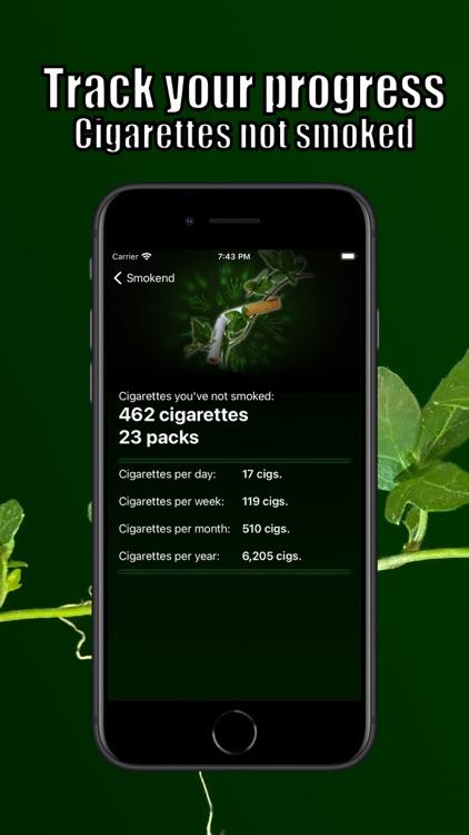 Smokend screenshot-4