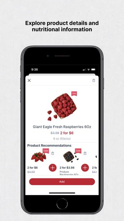 Giant Eagle screenshot-3