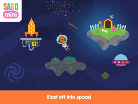 Sago Mini Space screenshot 7