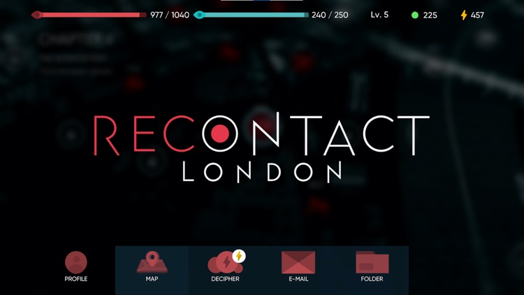 Recontact London: Cyber Puzzle screenshot-0