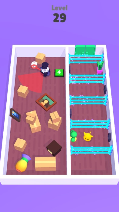 Cat Escape! screenshot 5