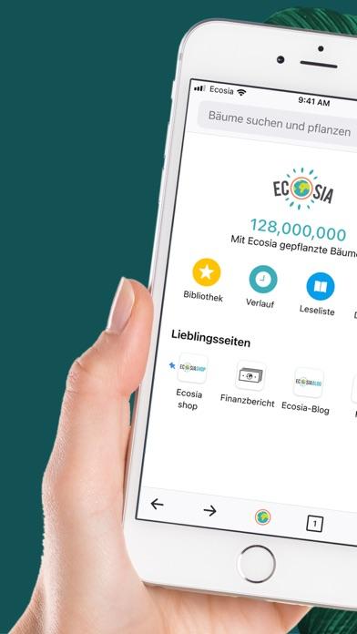 EcosiaScreenshot von 1