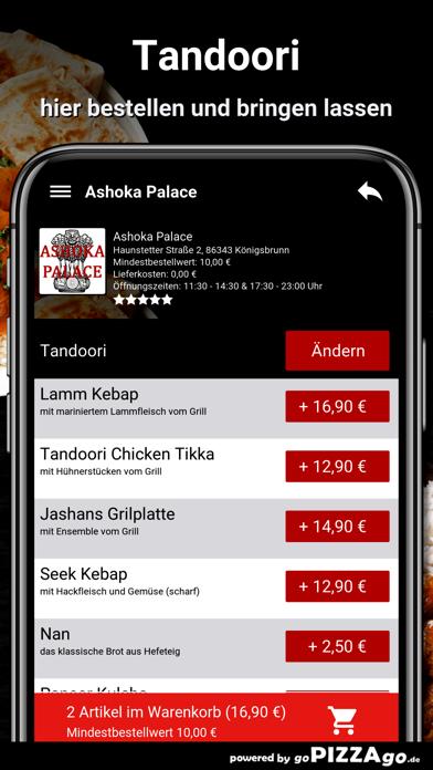 Ashoka Palace Königsbrunn screenshot 6