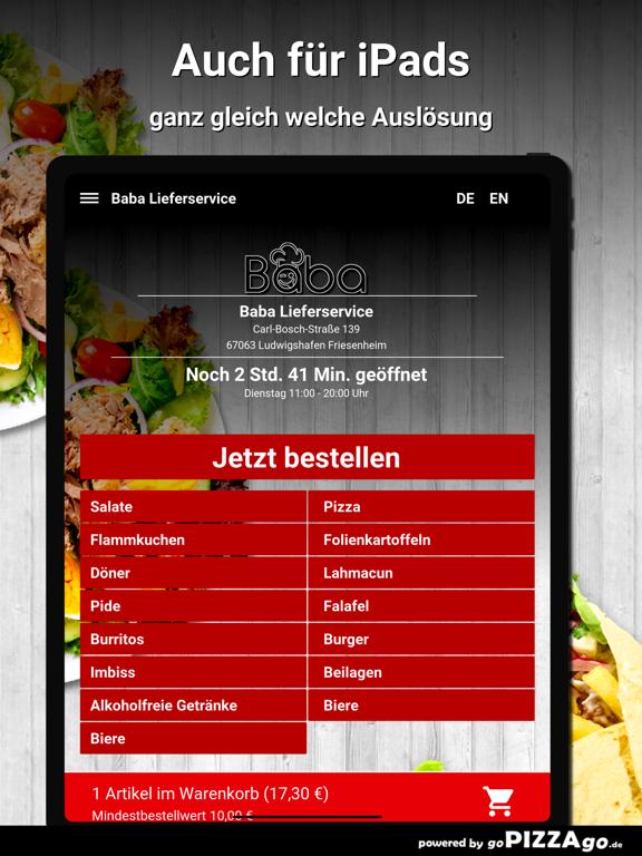Baba Ludwigshafen Friesenheim screenshot 7