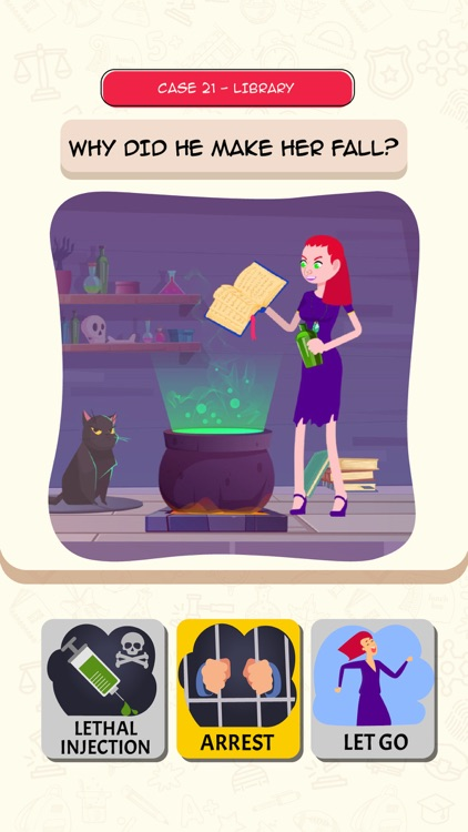 Be The Judge - Ethical Puzzles screenshot-6