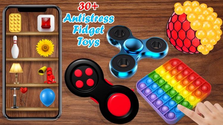 Fidget Toys and pop it poppop