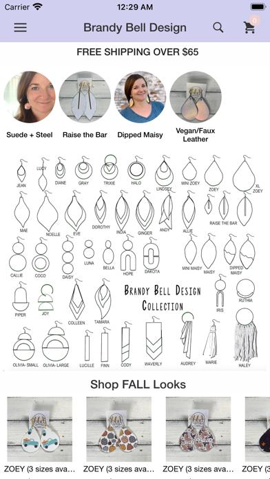 Brandy Bell Design screenshot 1