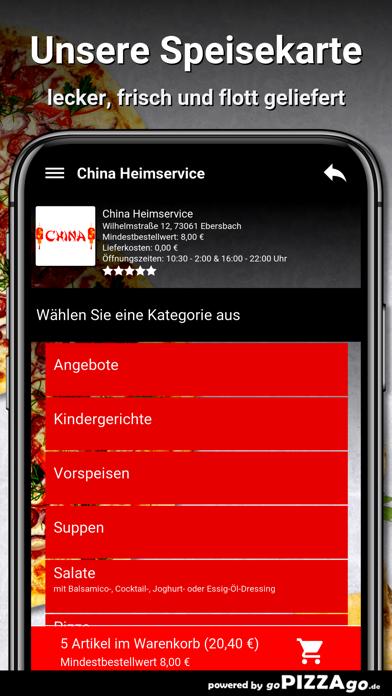 China Heimservice Ebersbach screenshot 4