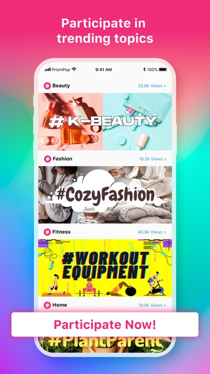 Prismpop - Social Shopping