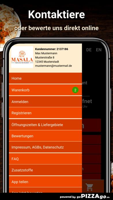 Masala Buxtehude screenshot 3