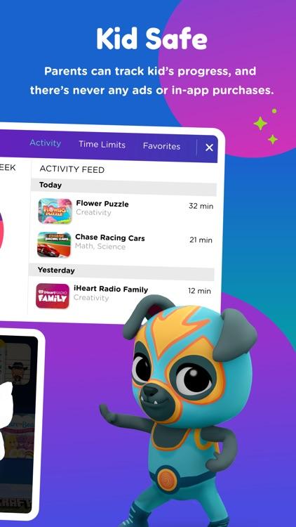 Kidomi Games & Videos for Kids screenshot-5