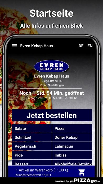 Evren Kebap Haus Sindelfingen screenshot 4