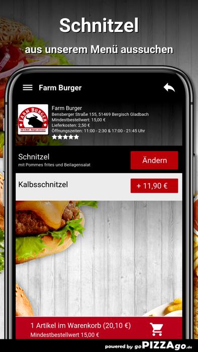 Farm Burger Bergisch Gladbach screenshot 5