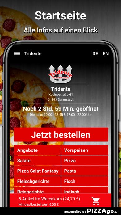 Tridente Darmstadt screenshot 2