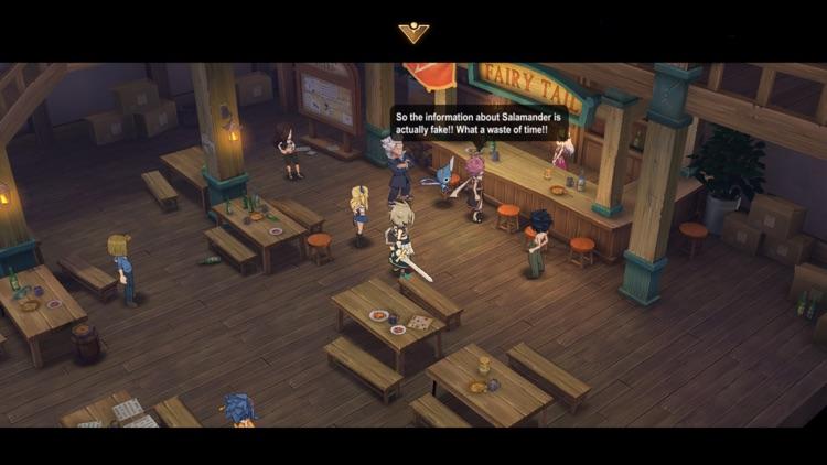 FAIRY TAIL: Forces Unite! screenshot-6