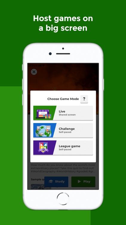 Kahoot! Play & Create Quizzes screenshot-3