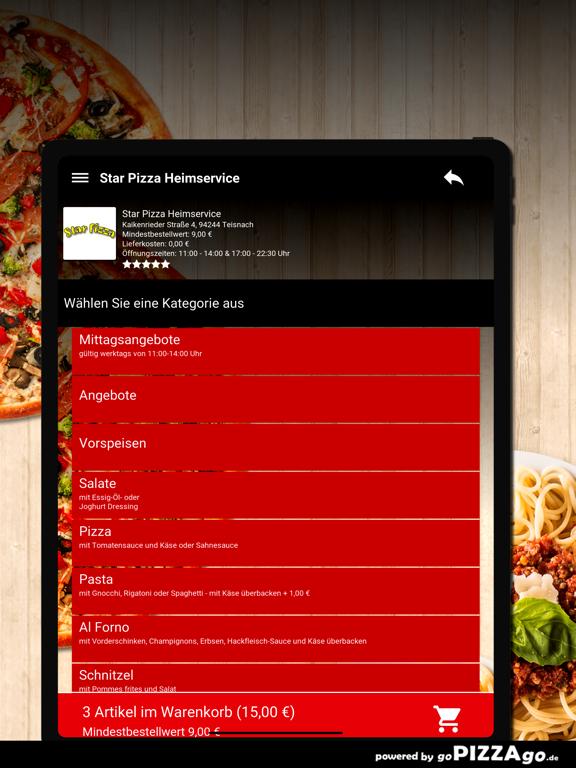 Star Pizza Teisnach screenshot 8