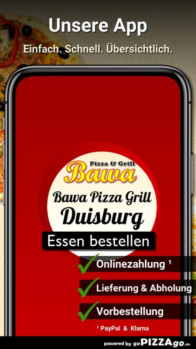Bawa Pizza Grill Duisburg screenshot 1