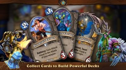 Screenshot from Hearthstone
