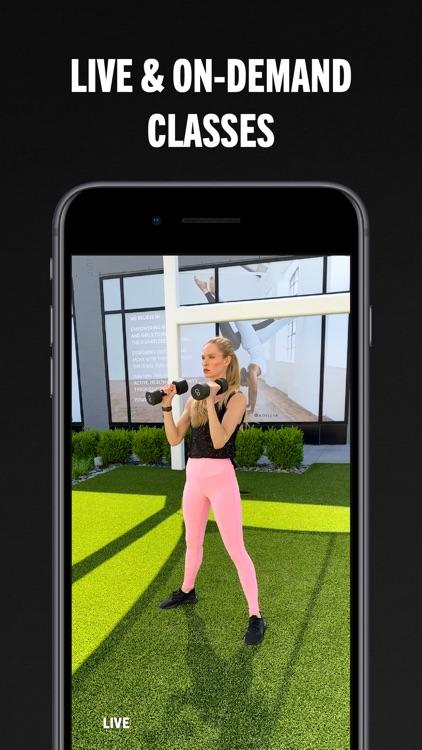 SHOCK: Workouts & Fitness screenshot-3