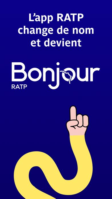 Bonjour RATP