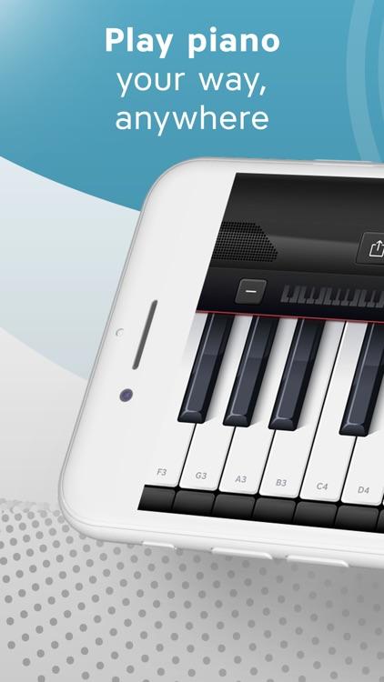 Piano Keyboard App: Play Songs screenshot-0