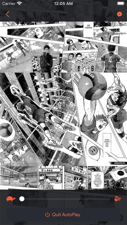 Manga Reader Best Manga Reader screenshot-3