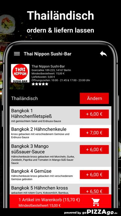 Thai Nippon Sushi-Bar Berlin screenshot 6