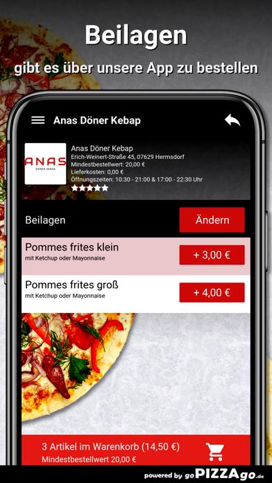 Anas Döner Kebap Hermsdorf screenshot 6