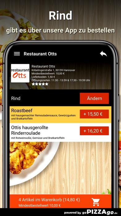 Restaurant Otts Hannover screenshot 6