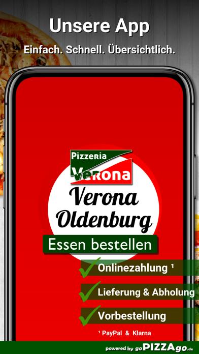 Pizzeria Verona Oldenburg screenshot 1