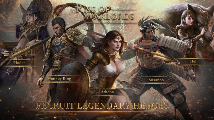 Rise of Warlords - RoW screenshot-0