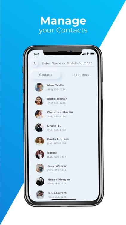 Phone Call & Voice Recorder screenshot-3