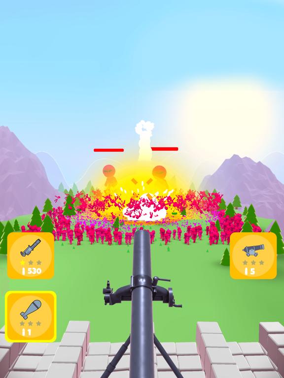 Crowd Defense screenshot 7
