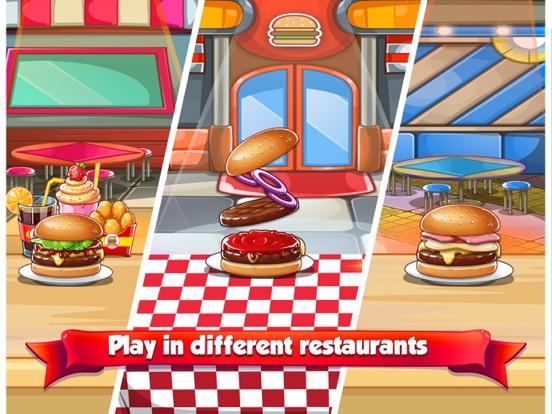 Burger Chef – Restaurant Games screenshot 7