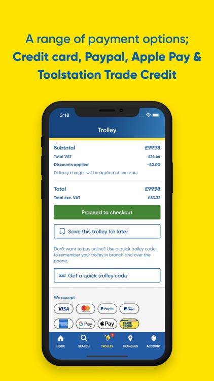 Toolstation App screenshot-4