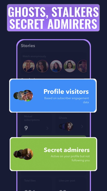 Followers Reports + IG Tracker