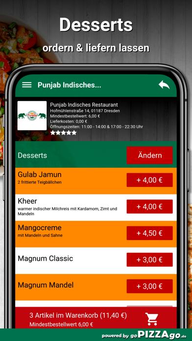 Punjab Dresden screenshot 6