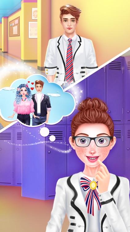 Love Story: High School Crush