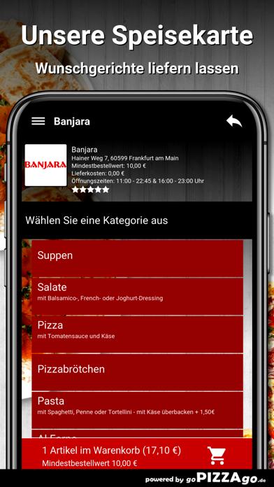 Banjara Frankfurt am Main screenshot 4