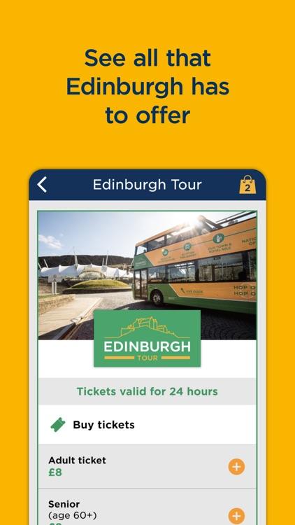 Edinburgh Bus Tours screenshot-3