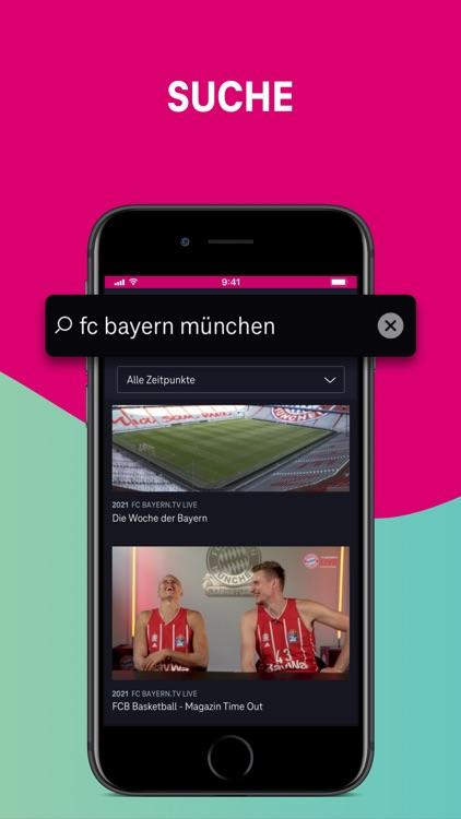 MagentaSport – DEL, BBL live screenshot-7