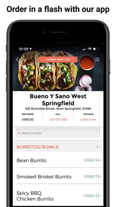 Bueno Y Sano AppScreenshot of 1