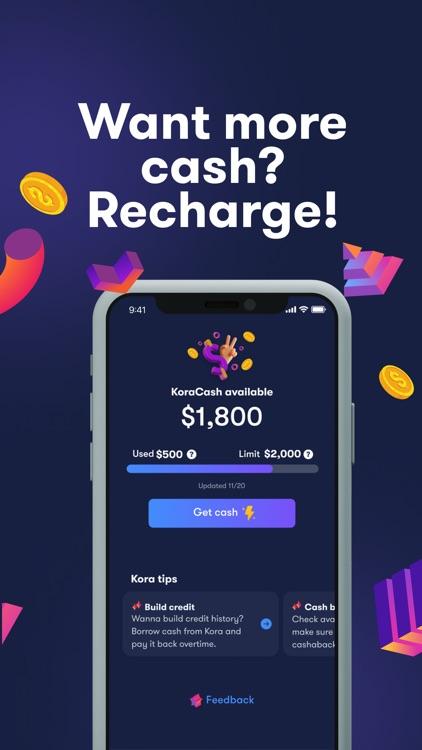 Kora College Student Money App screenshot-4